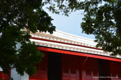 Architecture of the National Museum of Songkhla.