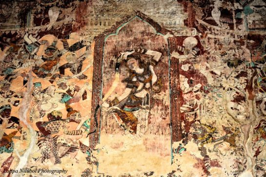 The Earth Deity of Wat Luang Suntraraam (Ang Thong).