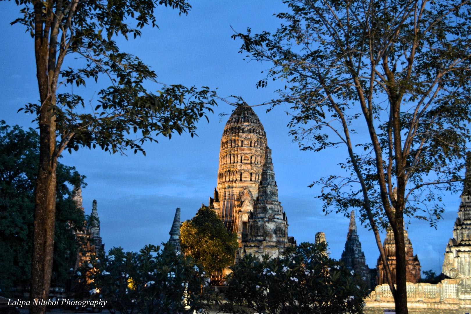 Wat Chai Wattanaraam (Ayutthaya)